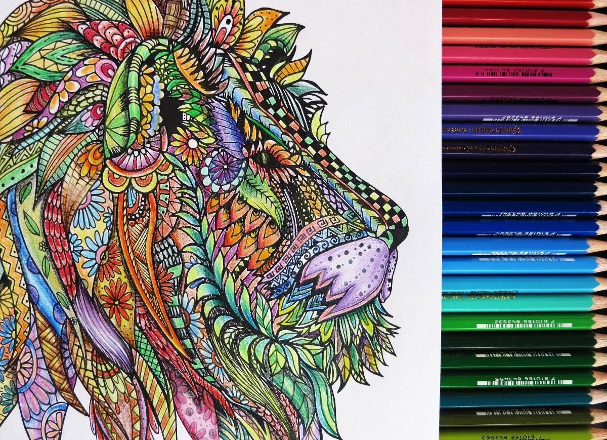 Zentangle Libro Para Dibujar Y Colorear Animales 300 00 En