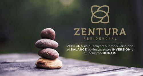 zentura residencial es el balance perfecto entre inversión y tu próximo hogar