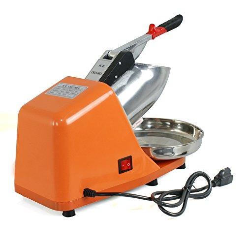 zeny 300w maquina para raspados cholados triturador hielo