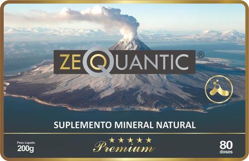 zeolita premium 200g potencializada