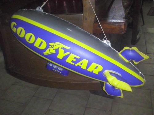 zeppelin publicitario good year  inflado largo 60 cm