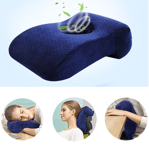 zerlar memory cotton lunch break cara abajo head rest alm...