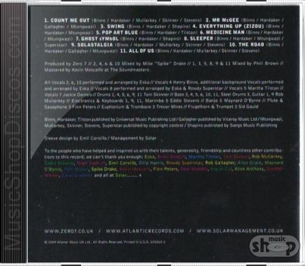 Zero 7 Yeah Ghost Novo Lacrado Original R 5388 Em Mercado Livre