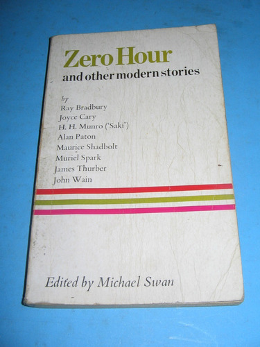 zero hour and other modern stories - cambridge
