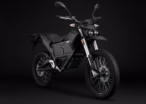 zero motorcycle fx - 100% eléctrica - origen usa