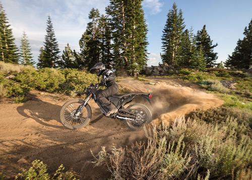 zero motorcycle fx - 100% eléctrica - origen usa - oferta!!!