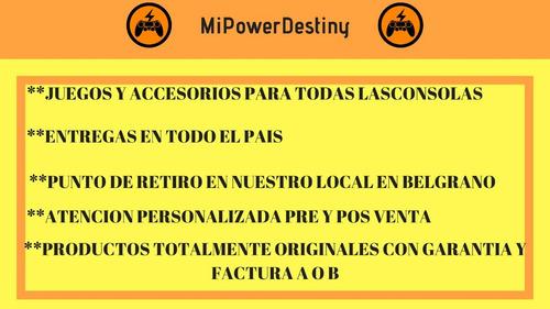 zero time dilemma ps4 juego fisico/ mipowerdestiny