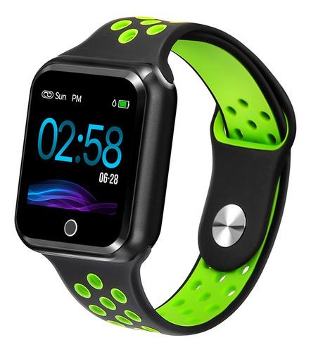 zgpax s226 relógio inteligente 1.3 polegada tela colorido 24