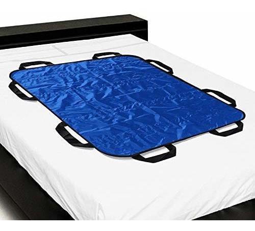 zhaeyi almohadilla de cama multiusos con asas reforzadas reu
