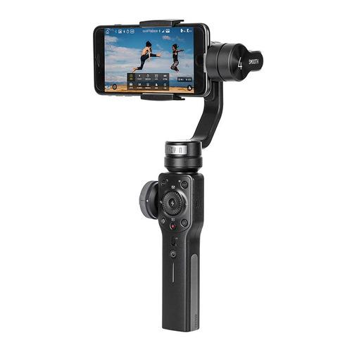 zhiyun smooth 4 estabilizador de mano para móviles y cámaras