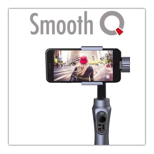 zhiyun smooth q estabilizador smartphone gopro - inteldeals