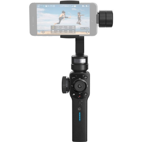 zhiyun-tech smooth 4 smartphone gimbal (preto)