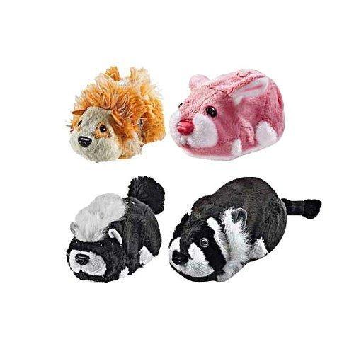 zhu zhu pets wild bunch hámster de juguete especial paquete