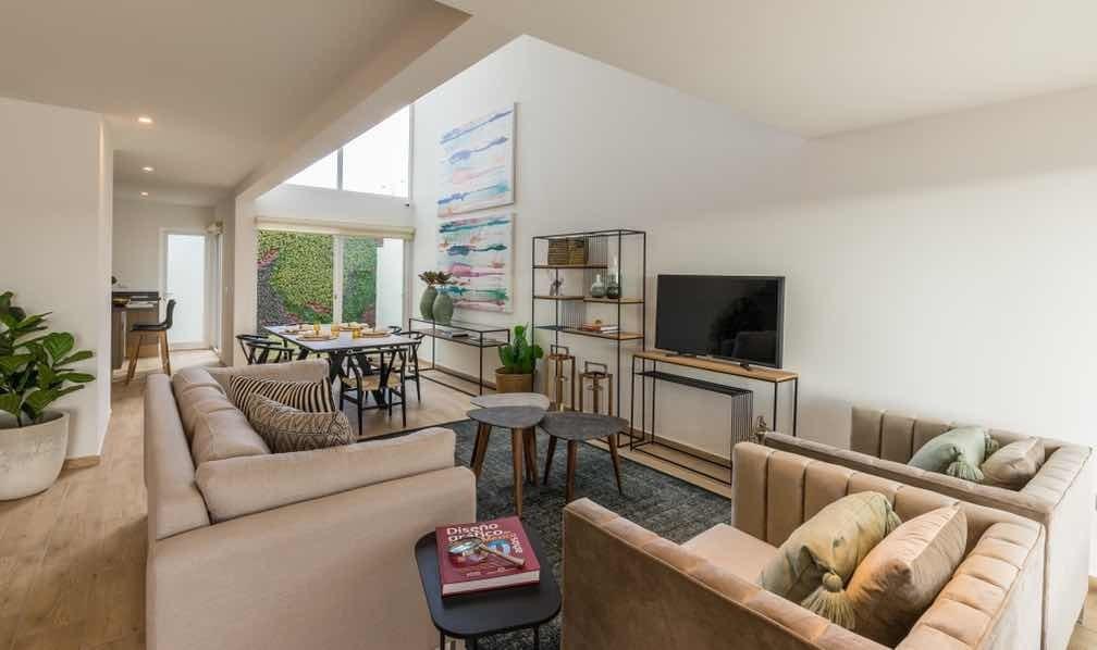 zibata exclusiva casa muestra premium para inversionistas