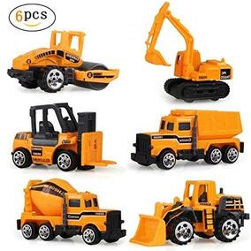 Set Toy De Construcción Vehículos Juguetes 6 Cars Zica qzpVSUM