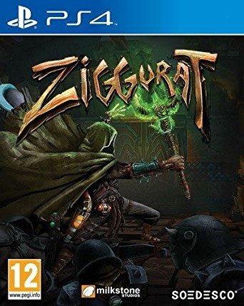 Ziggurat Ps4 Juego Fisico Rpg Rol Accion Dungeon 750 00 En