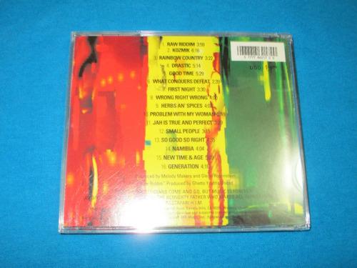 ziggy marley - cd jahmekya (maury disk)