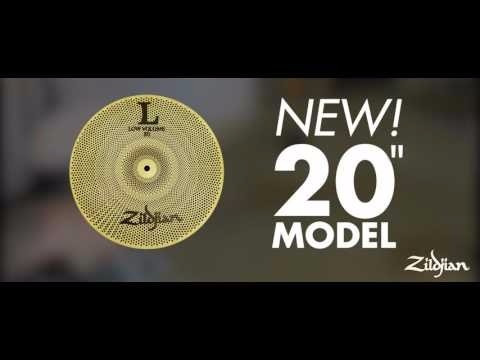 zildjian l80 low volume lv348 platillos de practica