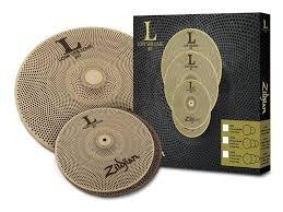 zildjian low volume 80 set platillos lv38 / en belgrano!