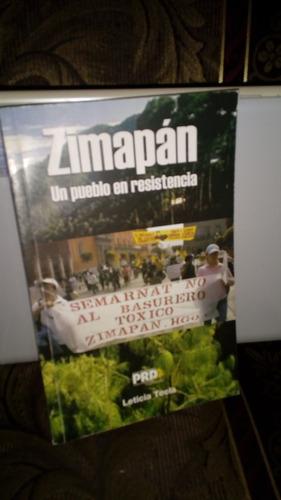 zimapan, un pueblo en resistencia