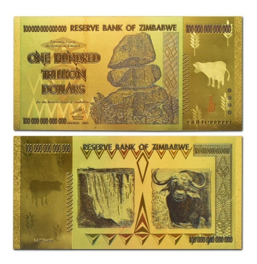 Dourada 100 Trillion Dollars Nf