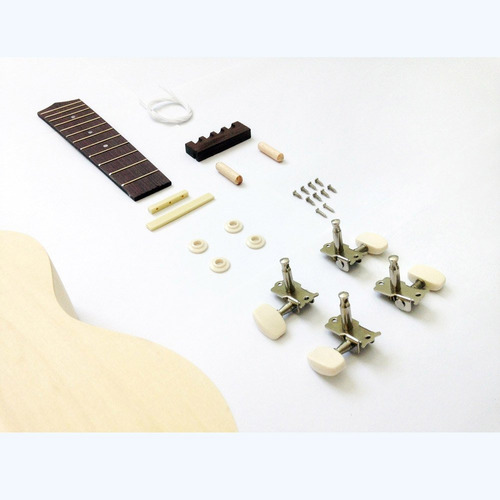 zimo crea tu propio ukelele 23 pulgadas ukulele de con...