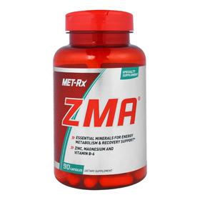 Zing Magnesio Y B6  Zma Met-rx - Unidad a $9