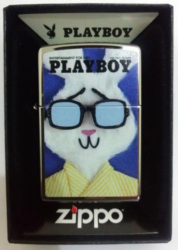 zippo edicion playboy rabbit originales envios