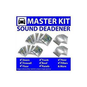 Zirgo 313822 Heat and Sound Deadener for 75-83 e21 BMW ~ 2 Door Kit