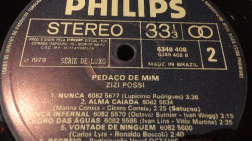 zizi possi - pedaço de mim 1979 lp