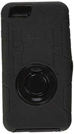 zizo iphone 6 plus resistente trac carcasa híbrida con una p