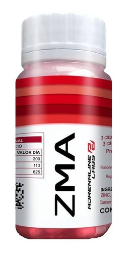zma 100 caps zinc magnesio vit b6 activationperu