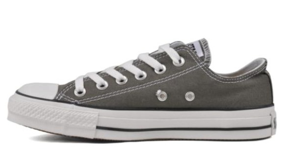 converse chuck taylor mujer gris
