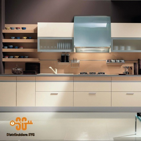 Zócalo De Aluminio Mueble De Cocina 12 Cm X 2 Mts - $ 865,00 en ...