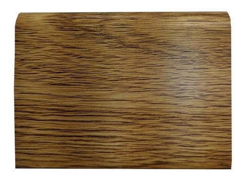 zócalo de pvc (roble cobre) x 2,40 m