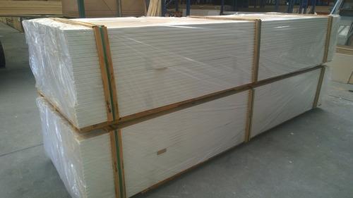 zocalo madera mdf blanco para piso flotante ceramica oferta!