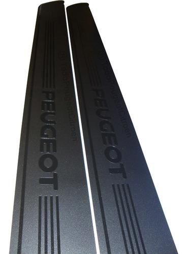 zocalo negro vinilo peugeot 206 207 original 3 puertas