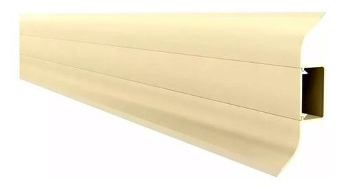 zócalos de pvc para pisos varilla 2,4 metros pronto fácil