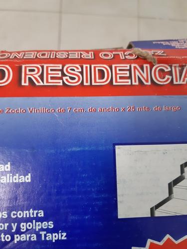 zoclo residencial