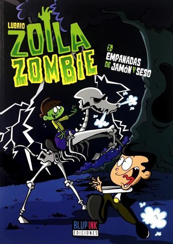 zoila zombie - libro 2 similar plantas vs zombies