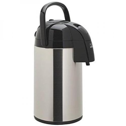 zojirushi supreme 3-liter airpot, acero inoxidable