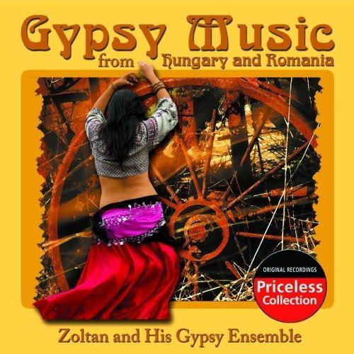 Zolton & His Gypsy Ensemble Gypsy Music From Hungary & Ro Cd ...