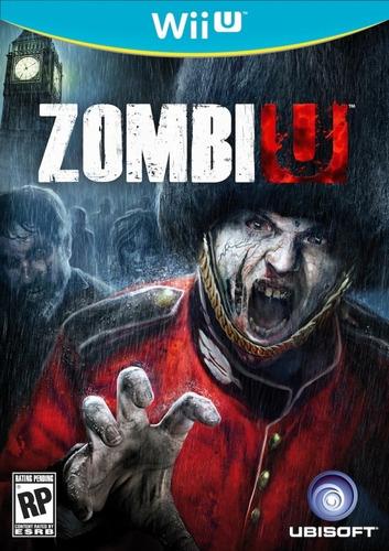 zombi u juego original sellado wii u