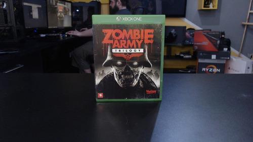 zombie army trilogy - gotikozzy - xbox one