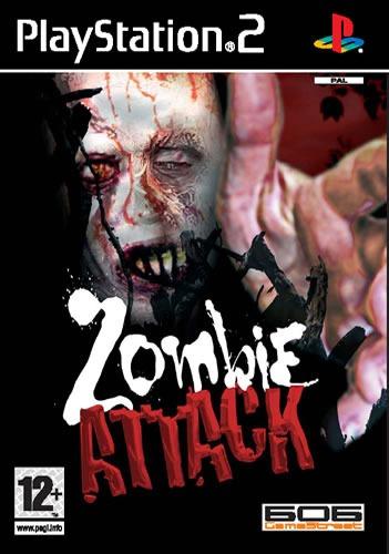 Zombie Attack Ps2 Juego Playstation 2 35 00 En Mercado Libre