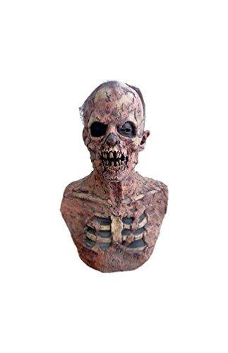 zombie ground breaker mask - accesorios de vestuario