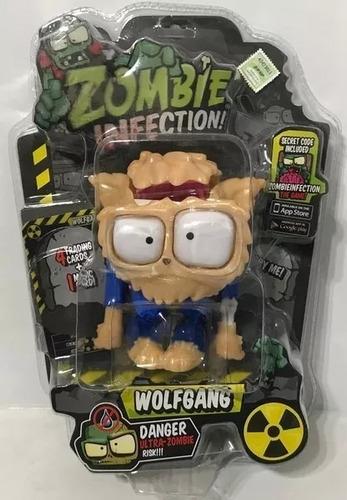 zombie infeccion- muñecos con movimiento
