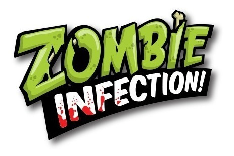 zombie infection paraguas nene infantil 17 pulgadas original