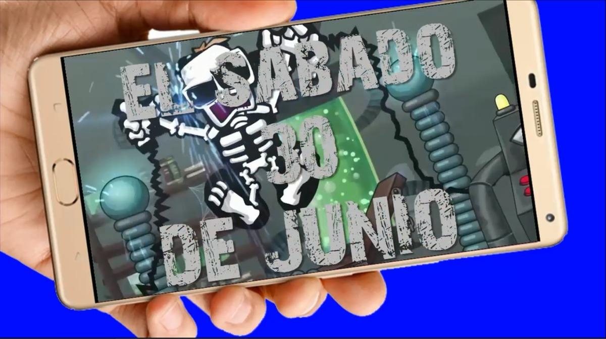 Zombie Infection Vídeo Tarjeta Invitación Digital Cumpleaños