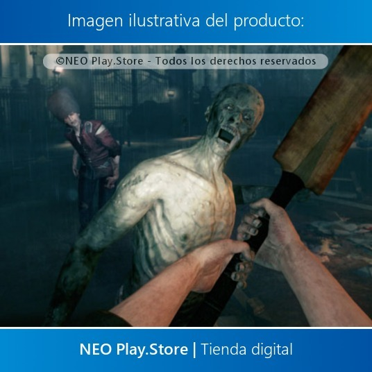 Zombie Juego Ps4 Zombie U Ubisoft Original Espanol Full Hd 299